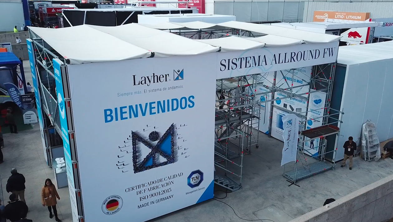 Layher Exponor 19